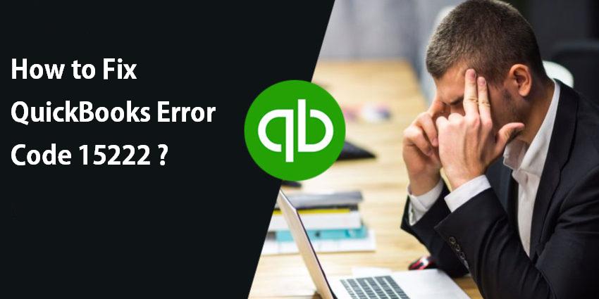 QuickBooks-Error-15222